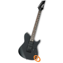 Guitarra Elétrica Gio 6 Cordas Ibanez Gfr121ex Bkf Preta
