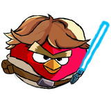 Kit Imprimible Angry Birds- Star Wars