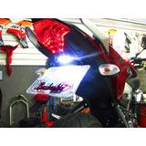 Luz Placa Moto Led 3m Universal Bombachini Jet&cross
