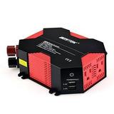 Bestek 400w Power Inverter Dc 12v A Ac 110v Adaptador De Coc