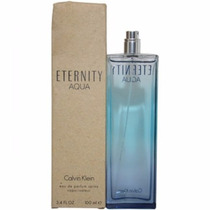 Perfume Calvin Klein Eternity Aqua Feminino 100ml Edp Tester