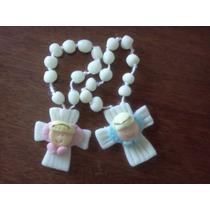 10 Denarios Porcelana Fria Souvenirs Comunion Bautismo
