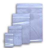 100 Envelopes Saquinho Ziplock Plástico 10x15 Cm