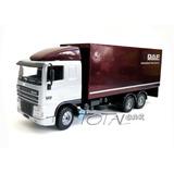 Daf 95 Xf Bau Internacional Truck Service Esc.1:50 Joal