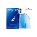 Perfume Nautica Blue Hombre 3.4oz 100ml Original Azul