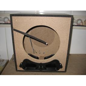 Caixa De Som Home Theater Sony Para Alto Falante 25cm 10 Pol