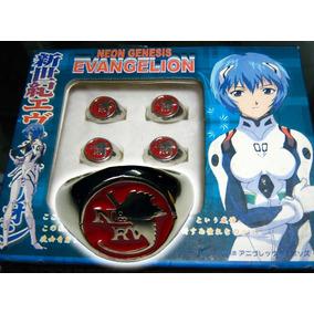 Anillo De Neon Genesis Evangelion (chico), Anime