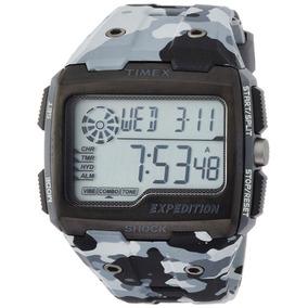 Relógio Masculino Timex Expedition Tw4b03000ww/n 50mm Camufl