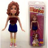 Raridade! Boneca Marina Turma Mônica Jovem Original Gulliver