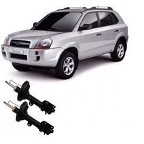 Amortecedor Hyundai Tucson + Kit Batente Traseiro (06 A 012)