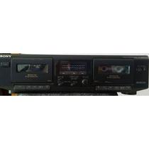 Stereo Cassete Deck Sony Tc-we305 Pregunta Antes De Ofertar