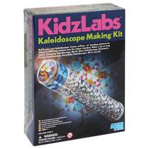 Kidz Labs / Kit Para Hacer Un Caleidoscopio - 4m