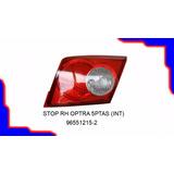 Stop Derecho Maleta Optra Hatch Back 5 Puertas