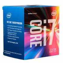 Micro Procesador Intel Core I7 7700 3.6ghz Kaby Lake