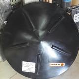 Tapa Para Tanque Pvc 1,07 Diámetro Aptas Para Todo Tanque