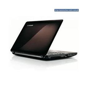 Laptop Ideapad Modelo G480 I3-3120 4 Gb 500 Disco Win 8