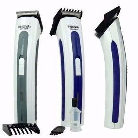 Máquina Nova Corta Cabelo Fazer A Barba Pezinho Recarregável
