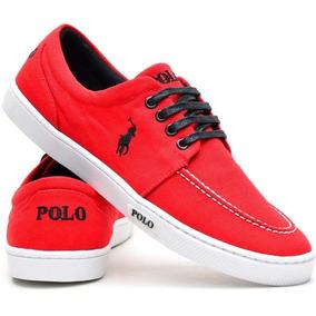 Tenis Polo Plus Original Tamanhos Grandes