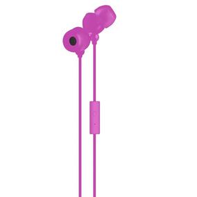 Audífonos De Botón Con Micrófono In-mic Plugz Nuevo