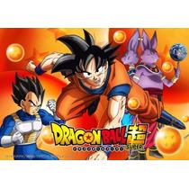 Colección Anime - Dragon Ball Super - Poster