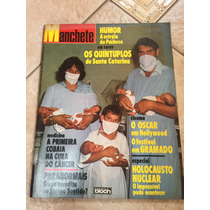Revista Manchete Lady Di Chacrinha Richard Burton N°1564