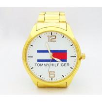 Relógio Tommy Hilfiger Dourado Mod:51701