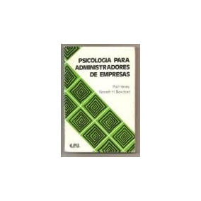 Livro Psicologia Para Administradores De Empresas - Frete Gr