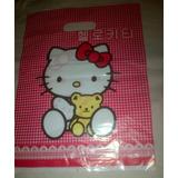 Bolsas De Hello Kitty Cotillon