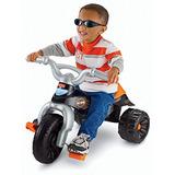 Triciclo Moto Harley Davidson Fisher Price - Envió Gratis