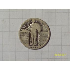 Estados Unidos 1/4 Dólar Plata 1928