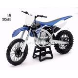 Yamaha Yz450f Motocross Dirt Bike - Moto New Ray 1/6