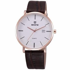624eddfa929 Relógio Feminino Skone Dourada - Joias e Relógios no Mercado Livre ...