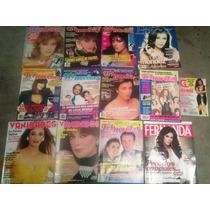 Revistas Lucia Mendez