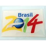 Bandeiras Adesivas Resinadas Para Copa 2014 - Mmf Auto Parts
