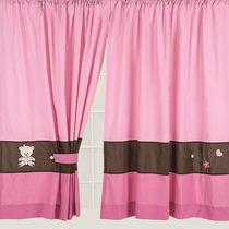 Juego De Cortinas Baby Pink Chiquimundo