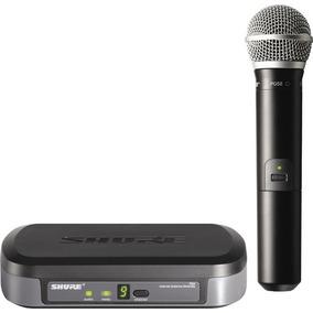 Shure Pg24 Pg58 Microfono Inalambrico Mano Todo Modelo Marca