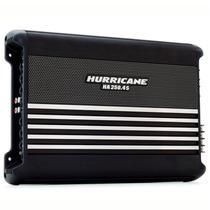 Módulo Amplificador Hurricane Ha 250.4s 4ch Mon/est 1000wrms