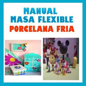 Imprimibles Juegos Masa Flexible Porcelana Fria Paso A Paso