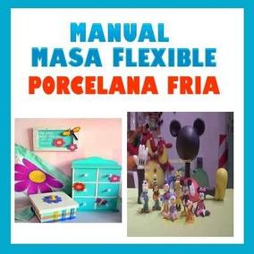 Kits Masa Flexible Porcelana Fria Paso A Paso