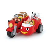 Wow Moto Con Sidecar 01022