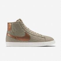 Zapatillas Nike Blazer Mid Premium Quilted Mujer - Botitas