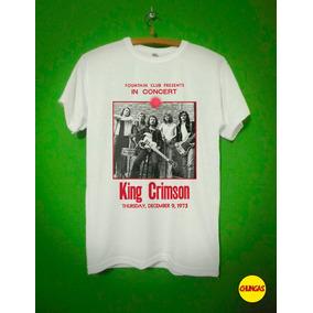 Remera / King Crimson Live / Larks Tongues In Aspic