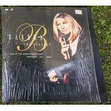 Laser Disc Barbra Streisand Live Bien Cuidado