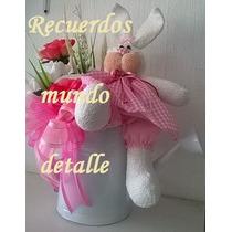 Centro De Mesa Bautizo Baby Shower Cumpleaños Oferta Barato