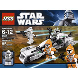 Lego 7913 Clone Trooper Battle Pack 85 Pza Star Wars