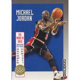 1992-93 Skybox Olympic Team Michael Jordan Usa Bulls