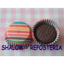 *capacillos Chicos Mini Mamut Mod 2, Cupcake Minnie Fondant*
