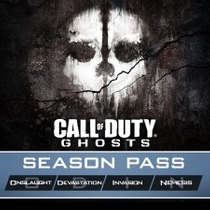 Ps3 Call Of Duty Ghosts Season Pass R1 A Pronta Entrega
