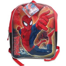 Morrales Escolares - Disney Frozen, Princesas, Spider-man