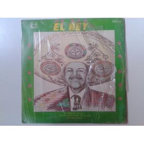 Lp Homenaje A El Rey Con El Mariachi Real De Jalisco Pm0